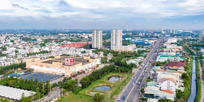 BĐS Thuận An hưởng lợi nhờ ưu thế cửa ngõ